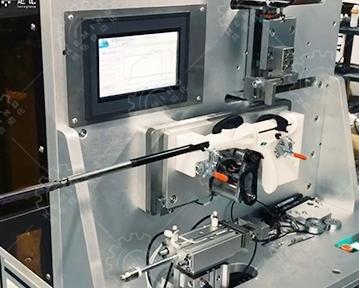 腔镜击发力回收力测试
